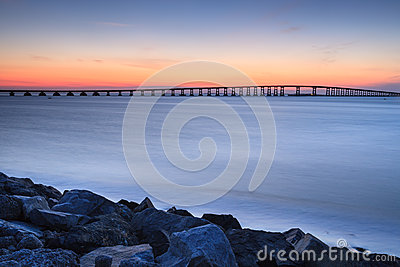 Bonner Bridge Oregon Inlet North Carolina