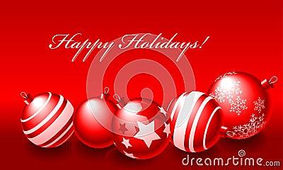 Bonnes fêtes