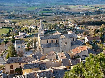 Bonnieux in Provence