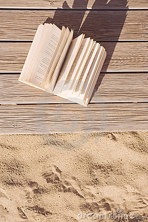Book on Boardwalk