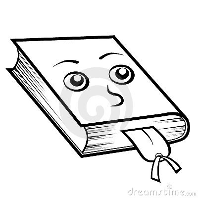 Book with Bookmark