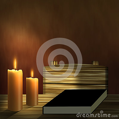 Book & Candles