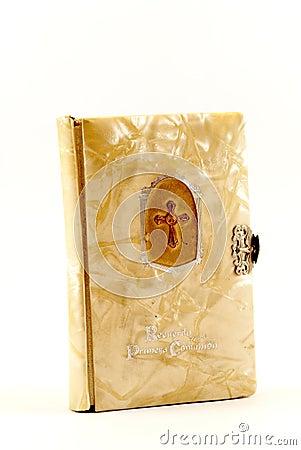 Book of Catholic communion