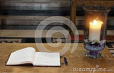 Book of condolence