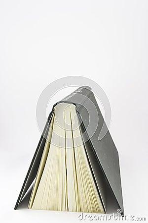 Book downwards