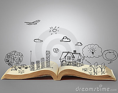 Book of fantasy stories