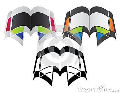 Book logo or icon