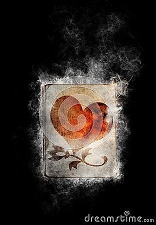 Free Book Of Love Stock Photos - 22613873