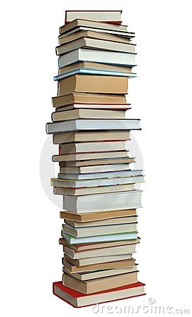 Free Book Tower Stock Photo - 20750