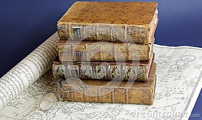 Books of 18 century