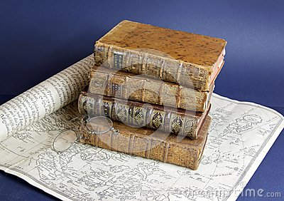 Books of 18 century