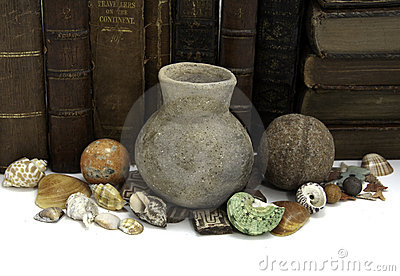 Books and Artifacts
