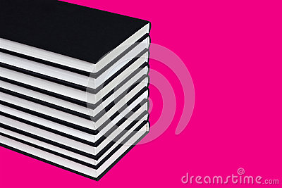 Books with black cover