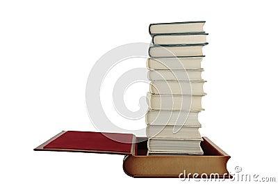 Books in book