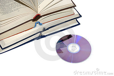 Books and disk