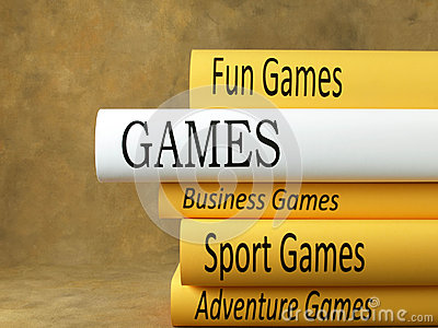 Games - Books