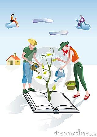 Books Gardeners