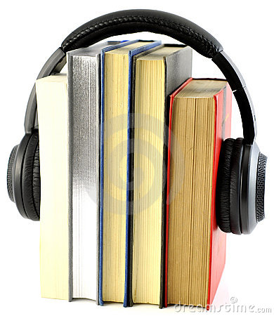 Books and Headphones
