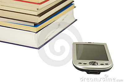 Books and the pocket computer
