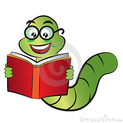 Bookworm Stock Photos - Image: 15112673