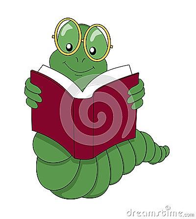 Free Bookworm Stock Image - 545751