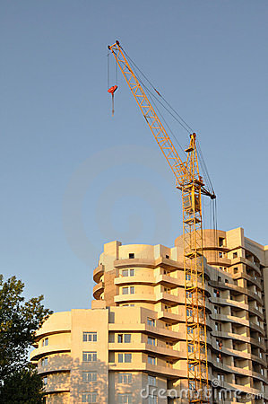 Boom crane.