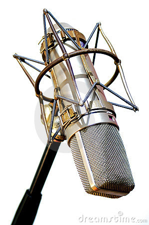 Free Boom Microphone Royalty Free Stock Photos - 669238