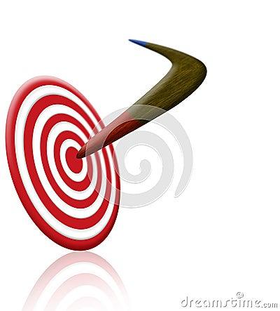 Boomerang and Target