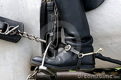 Boot and Stirrup