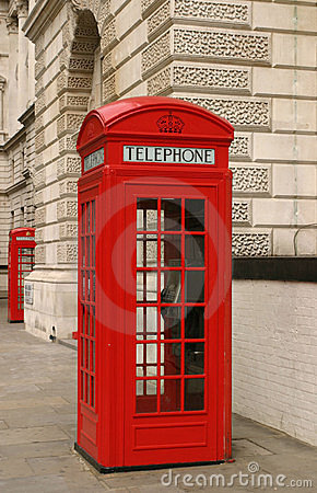 Booth London telefon
