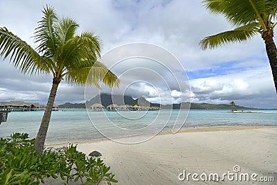 Bora-Bora Idyllic Paradise Island