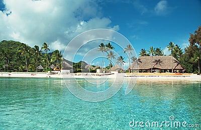 Bora Bora Lagoon, French Polynesia