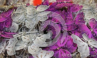 Borboletas decorativas