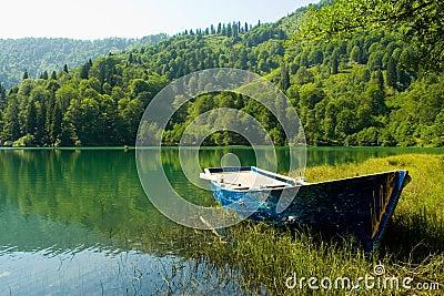 Borcka Black Lake