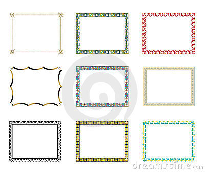 Different Types Of Border Designs