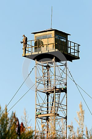 Border Guard watchtower