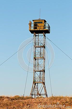Border Guard watchtower