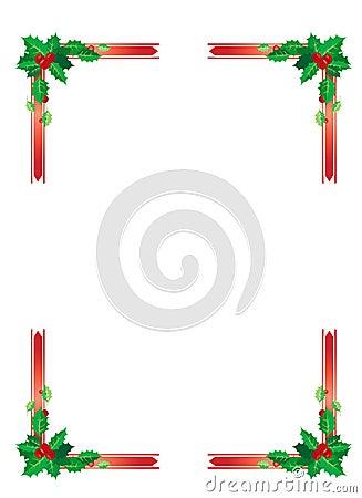 Bordo Di Natale Fotografia Stock Libera da Diritti ...