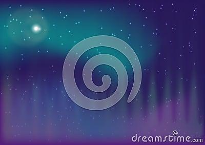 Borealis de l aurore