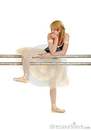 Bored Ballerina