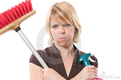 Boring housework