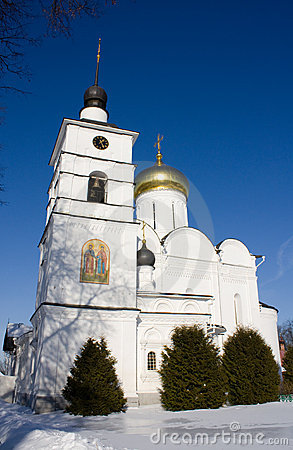 Boris and Gleb s cathedral, Dmitrov, Russia