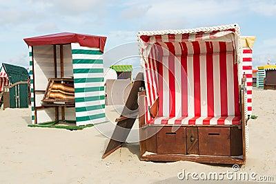 Borkum plaża