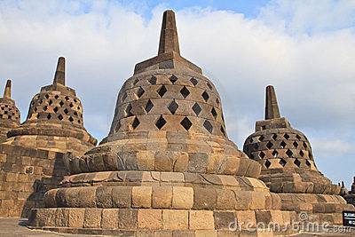 Borobudur  is one of the wonders