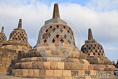 Borobudur  is one of the wonders