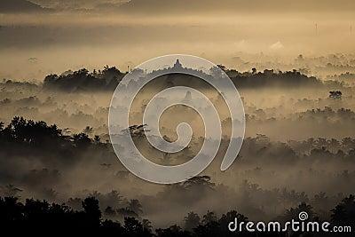 Borobudur Temple Sight Of Stumbu