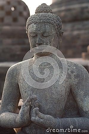 Free Borobudur Temple, Central Java, Indonesia Stock Photography - 23904782