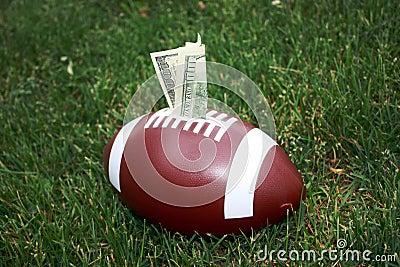 Borsa di gioco del calcio