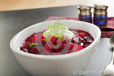 Borscht Beetroot Soup