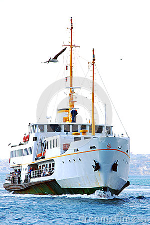 Bosphorus Cruise Editorial Image